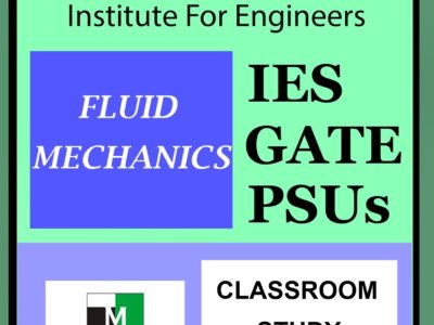 Fluid Mechanics IES MASTER GATE Study Material Free Download PDF CivilEnggForAll