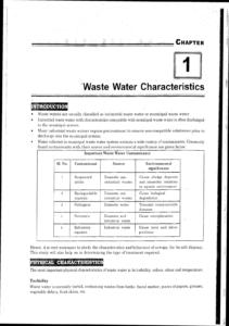 IES MASTER ENVIRONMENTAL ENGINEERING 2 WASTE WATER ENGINEERING Screenshots 1