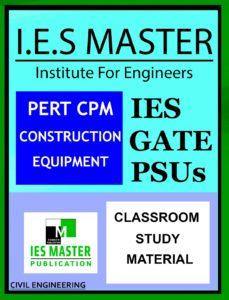 IES MASTER PERT CPM Main 2