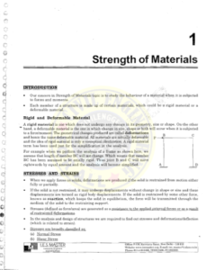 IES Master Strength of Materials 1 Screenshot 1