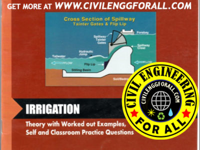 Irrigation - Civil Engineering - Ace Engineering Academy GATE - 2014 Material - civilenggforall