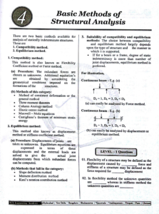 Structural Analysis ACE GATE Material 3