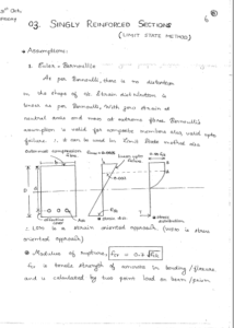 Reinforced Cement Concrete ACE GATE Handwritten Notes Free Download PDF CivilEnggForAll 3