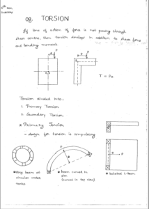 Reinforced Cement Concrete ACE GATE Handwritten Notes Free Download PDF CivilEnggForAll 4