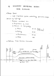 Transportation-Engineering ACE Gate Handwritten Notes CivilEnggForAll 1