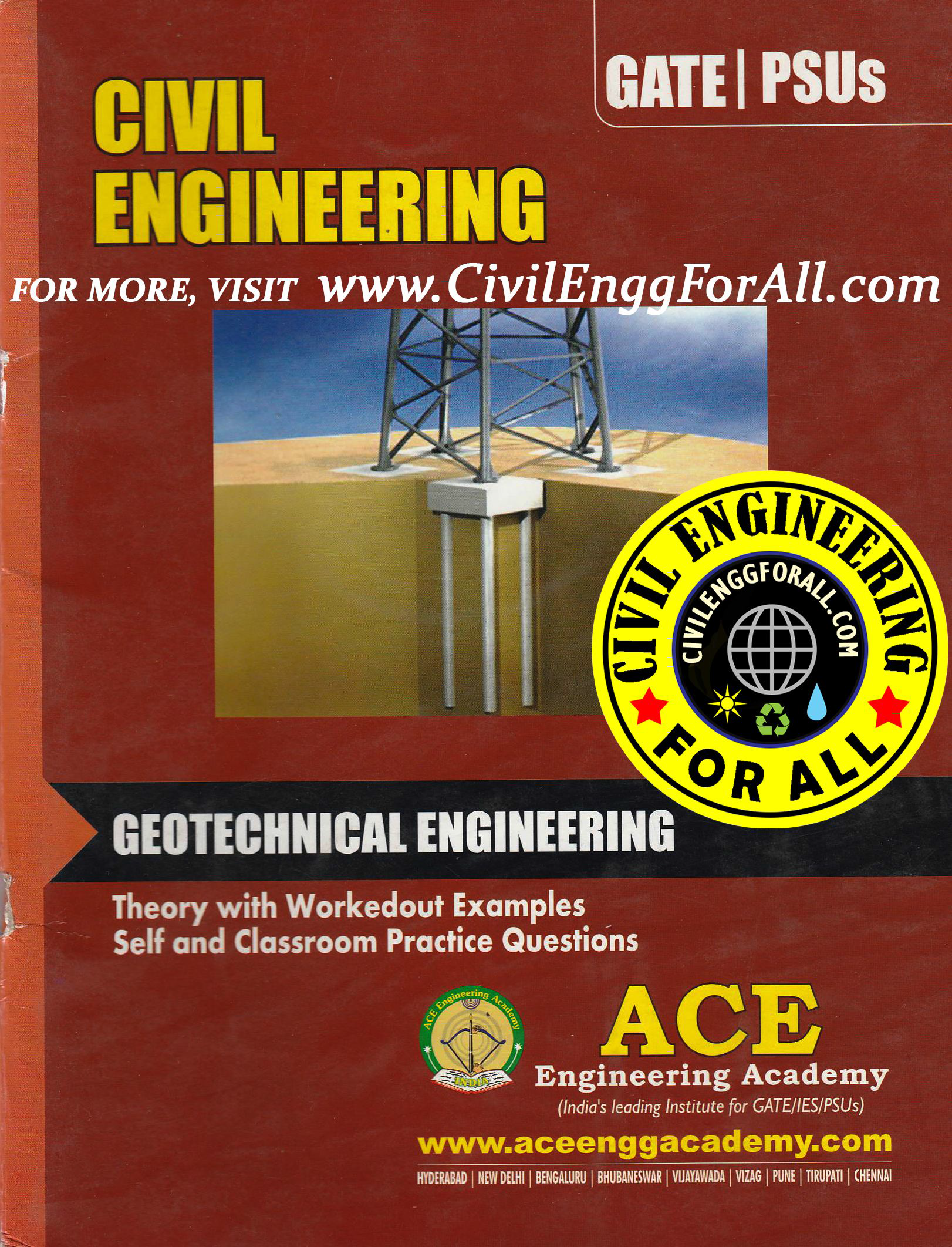 Geotechnical Engineering ACE GATE Material