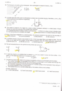 GATE MATERIAL] Fluid Mechanics – Civil Engineering – Ace
