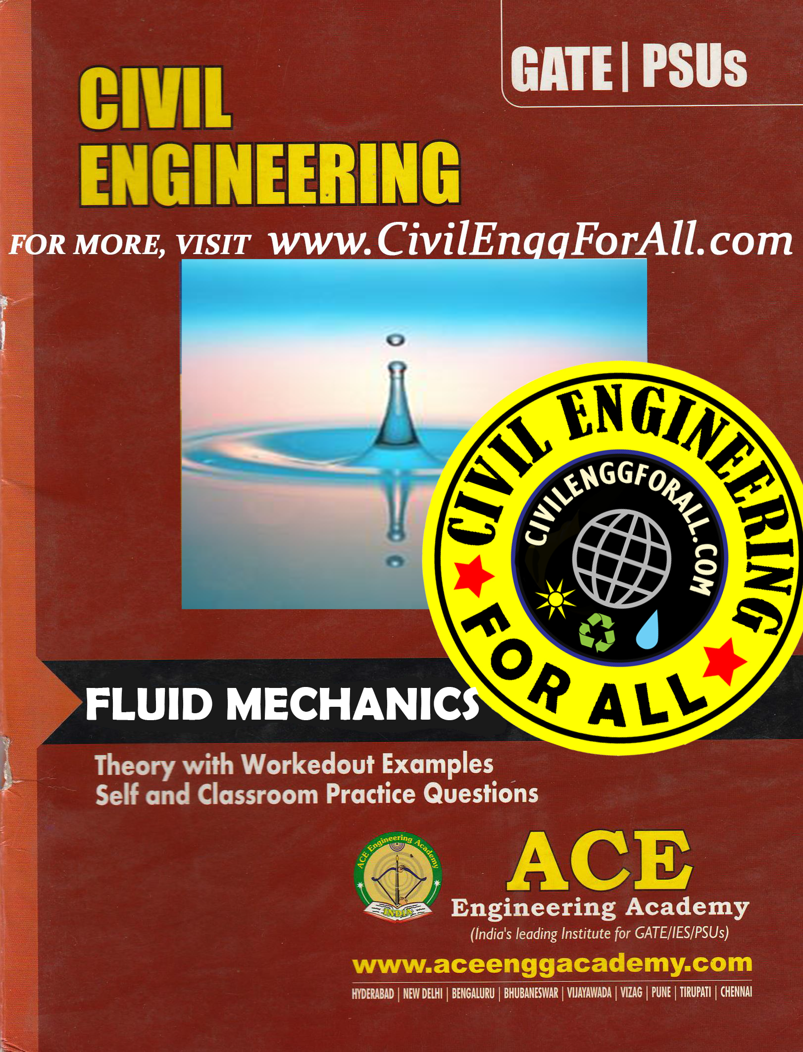 Fluid Mechanics ACE Academy GATE Material