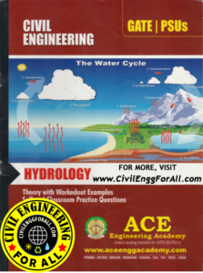 Hydrology ACE Academy GATE Material-5