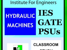 IES MASTER HYDRAULIC MACHINES - MAIN PAGE 1
