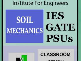IES MASTER Soil Mechanics GATE PSU IES Material Screenshot 5