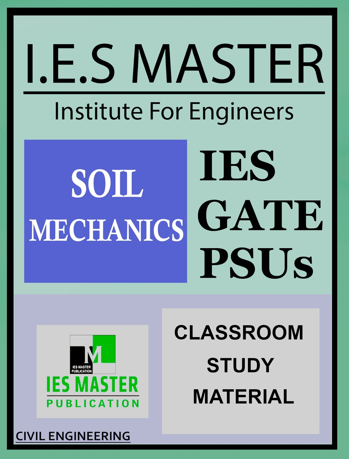 Gate material ies master soil mechanics study material for gate psu gate material ies master soil mechanics study material for gate psu ies govt exams free download pdf civilenggforall fandeluxe Gallery