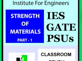 IES Master Strength of Materials 1 Main 1
