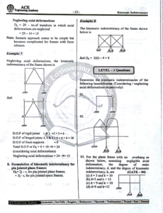 Structural Analysis ACE GATE Material 2
