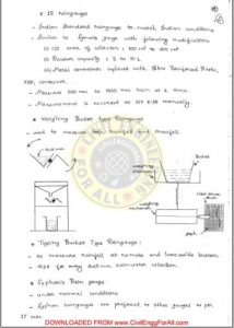 Hydrology ACE Academy GATE Handwritten Notes Free Download PDF CivilEnggForAll 4