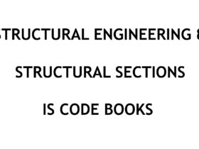 STRUCTURAL ENGINEERING AND STRUCTURAL SECTIONS INDIAN STANDARD CODE BOOKS FREE DOWNLOAD PDF CIVILENGGFORALL
