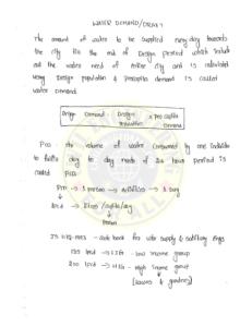 Environmental Engineering AE AEE Handwritten ACE Academy Notes