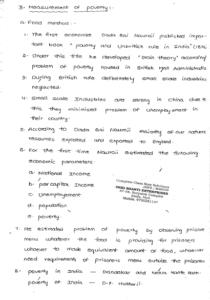 Economics AE AEE Civil Engineering Handwritten Notes PDF