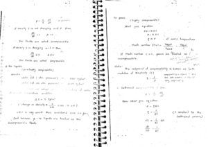 Fluid Mechanics Part-1 Made Easy Handwritten Classroom GATE Notes