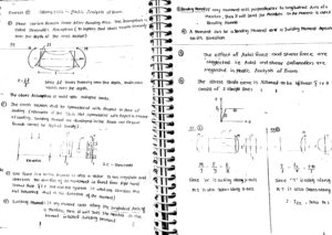 Steel Structures Made Easy GATE Handwritten Notes Free Download PDF