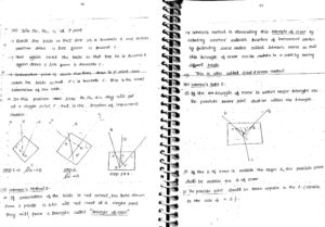 Surveying Made Easy GATE Handwritten Classroom Notes Part-2 PDF