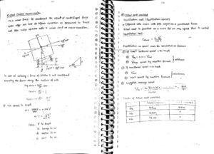 Railway Engineering Made Easy GATE Handwritten Notes Download PDF