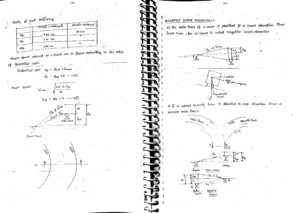 Railway Engineering Made Easy GATE Handwritten Notes