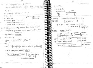 Structural Analysis Made Easy GATE Handwritten Notes PDF Download