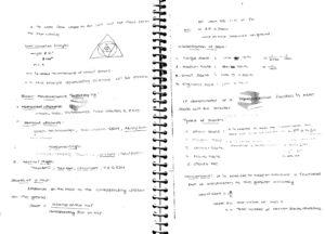 Surveying IES ESE Exam Ace Academy Handwritten Classroom Notes PDF